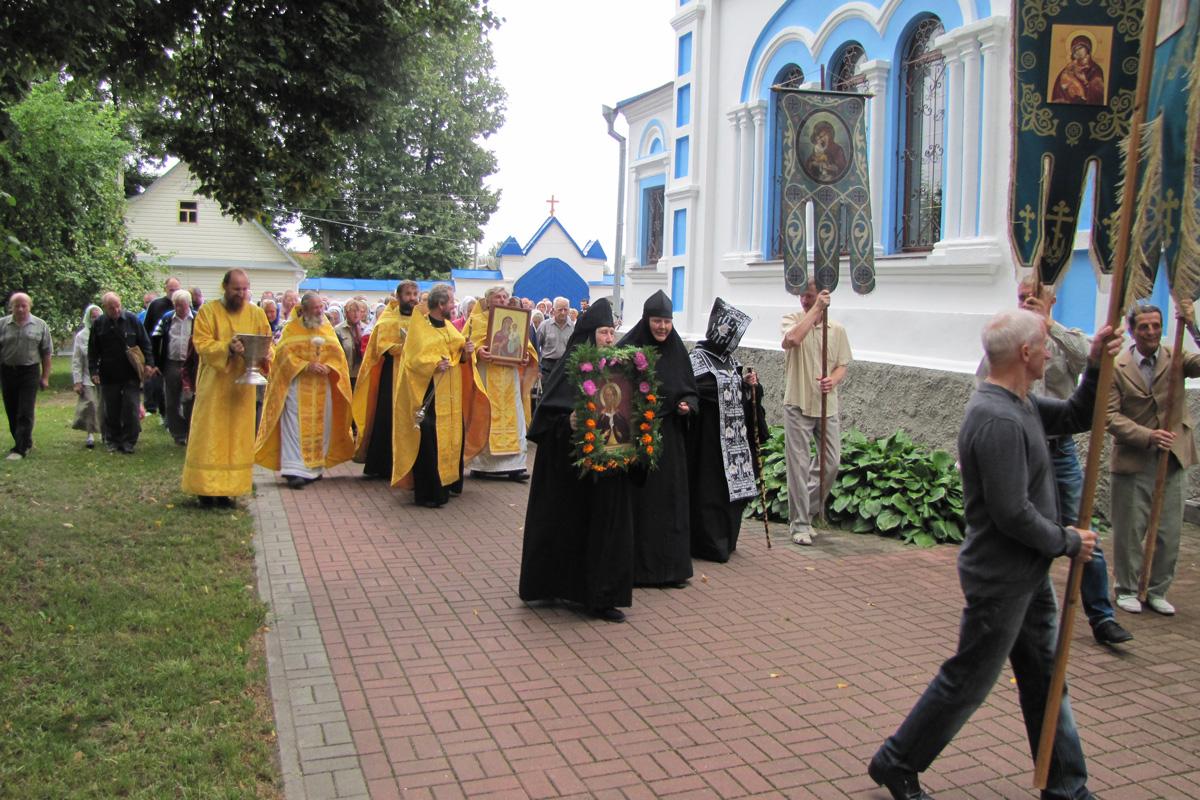 В храме святого пророка Ильи отметили престольный праздник